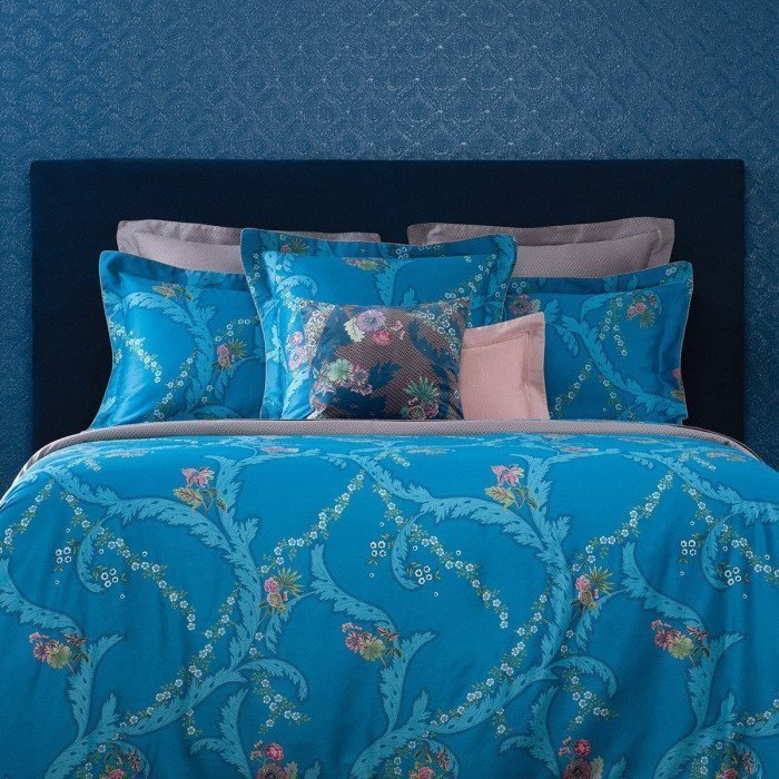Yves Delorme Palmio Bed Linen Lifestyle