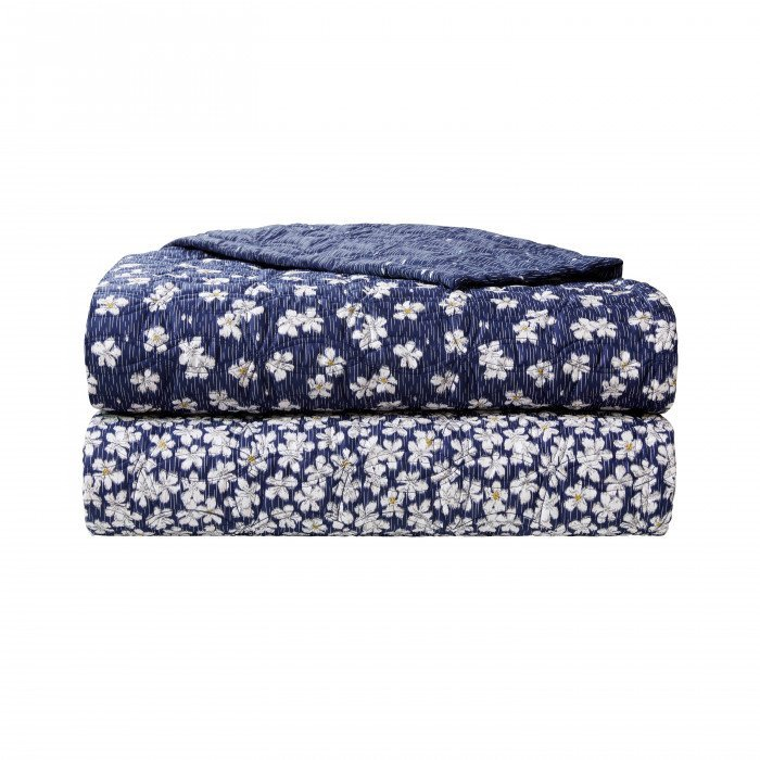 NUIT BLANCHE Quilted Bed Spread