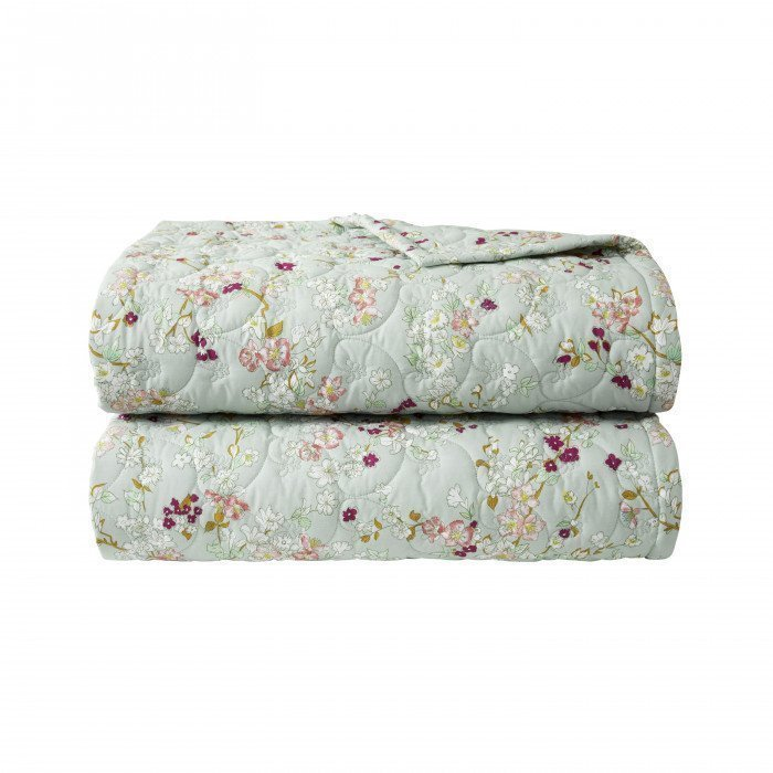 BLOSSOM Qulited Bed Spread