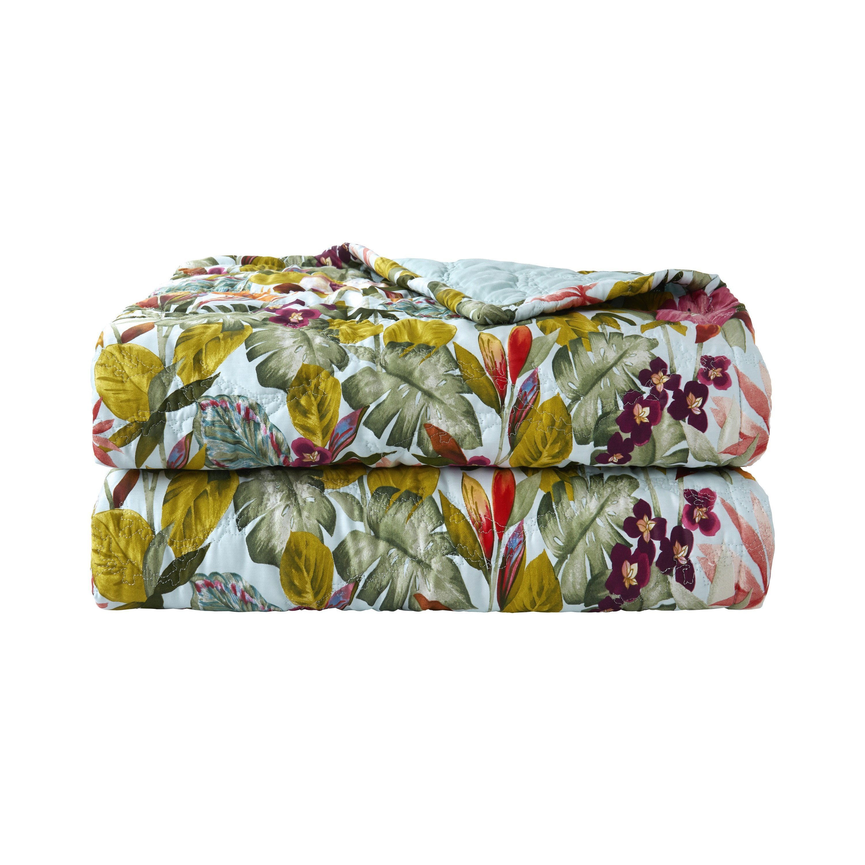 UTOPIA Quilted Bed Spread