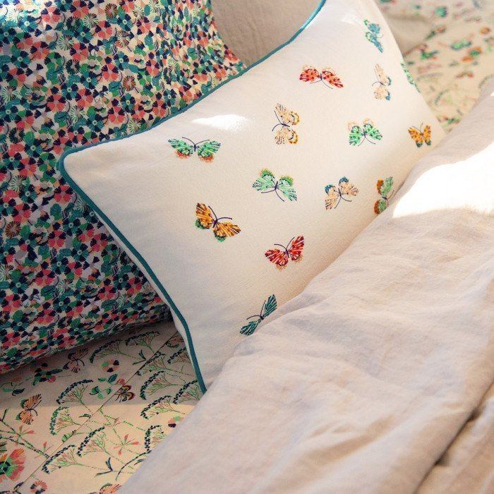 Coussin MINT ROSY