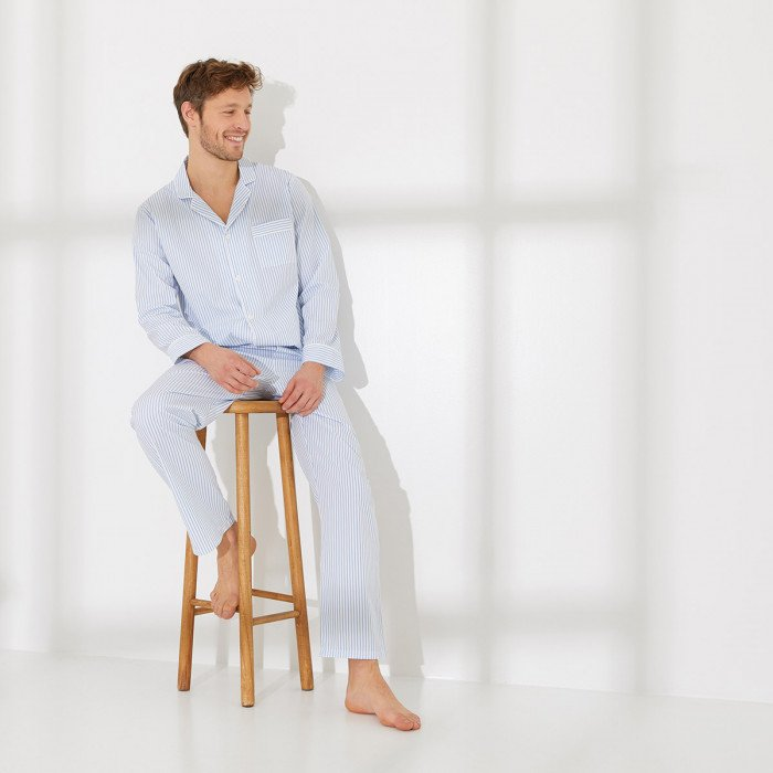 Pyjama homme Essentiel Ciel