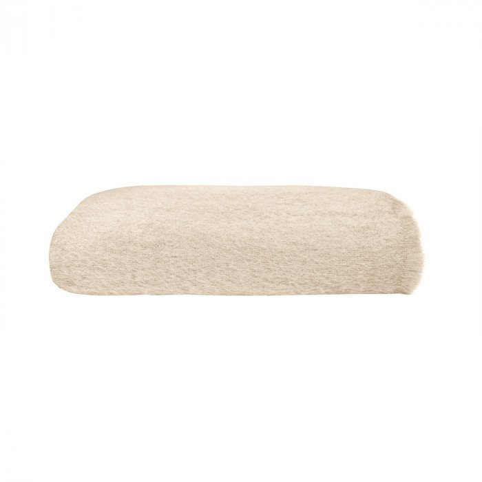 Couverture Mohair Sable