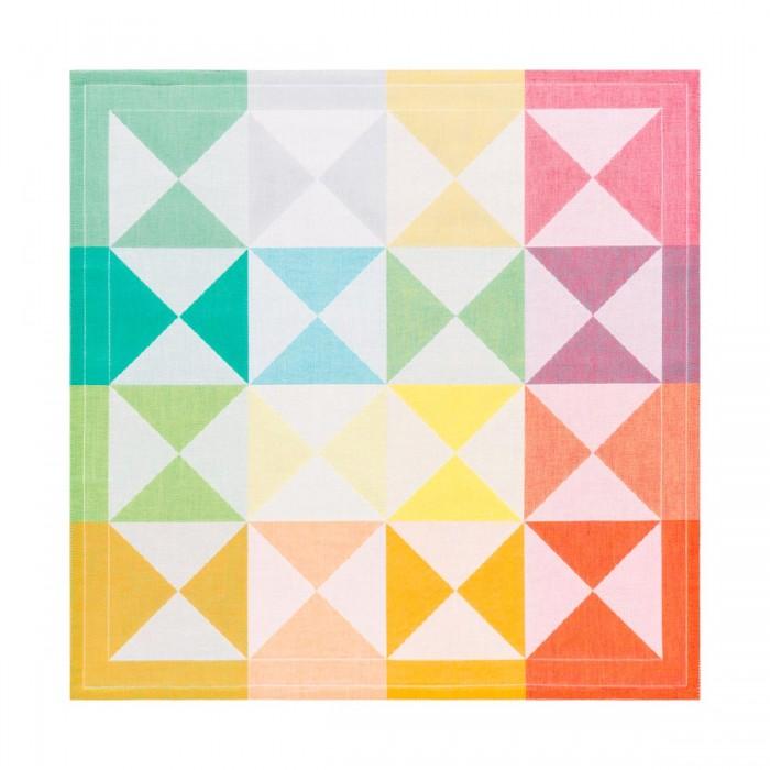 Serviette Origami Multico