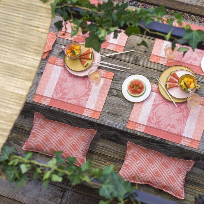Set de table enduit Nature Urbaine Quartz