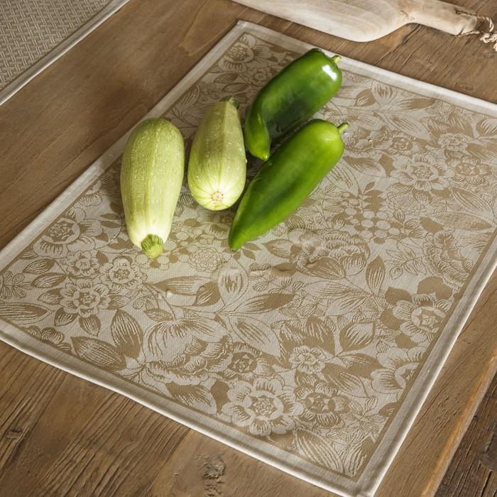 Set de table enduit Osmose Florale Liege