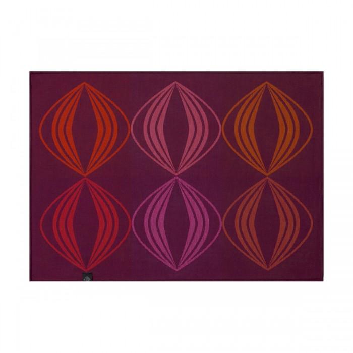 Set de table Kaléidoscope Vision prune