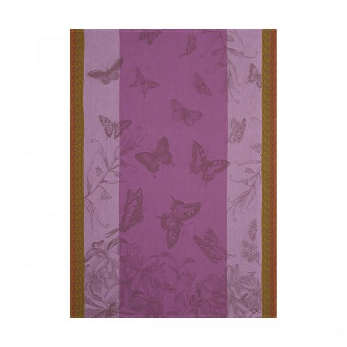 Torchon Jardin des papillons Iris