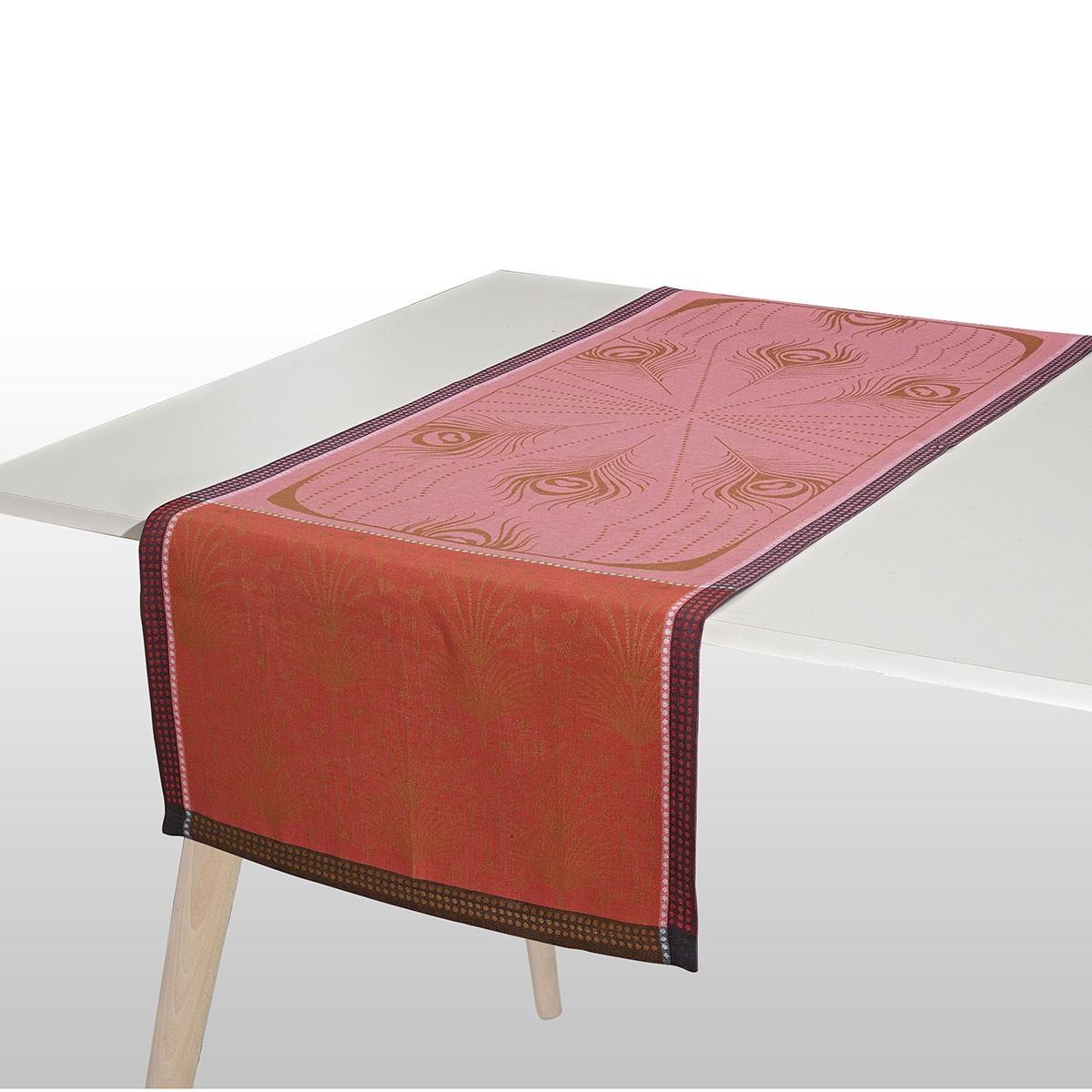 Chemin de table Cabaret Flamingo