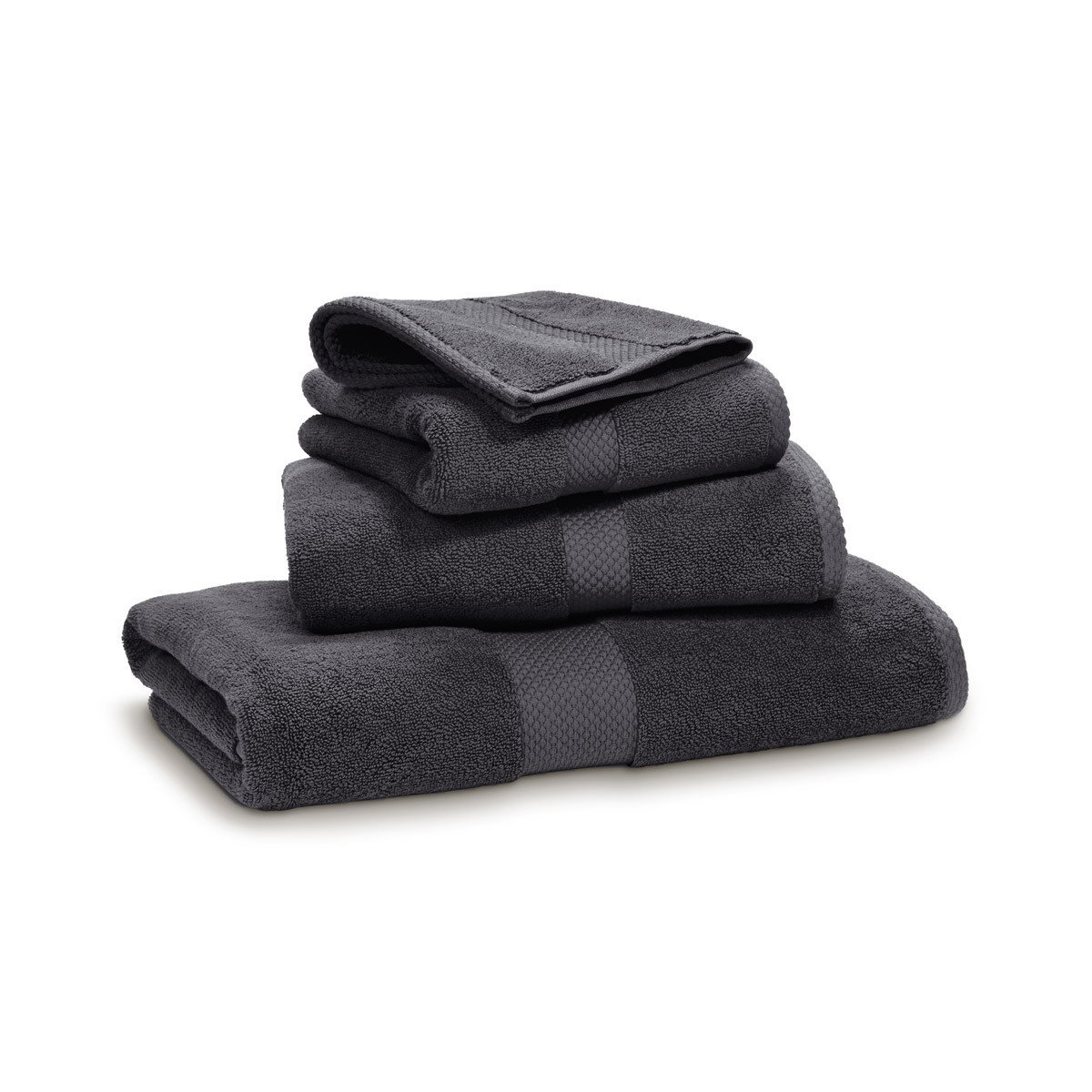 Serviette Avenue Graphite