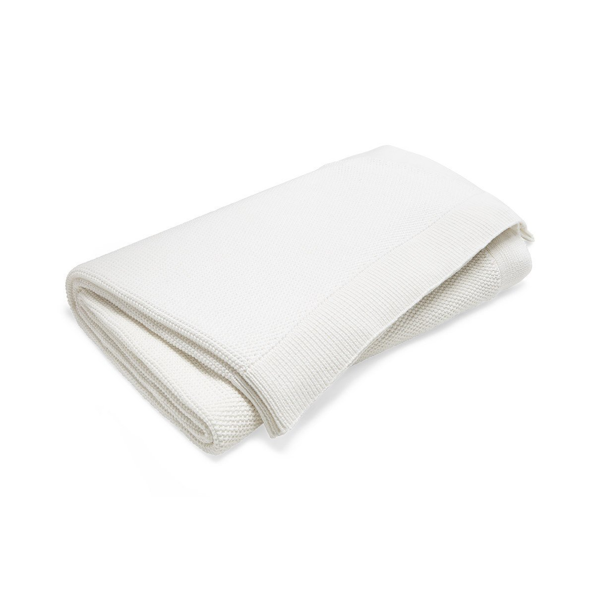Couverture Seedstitch white