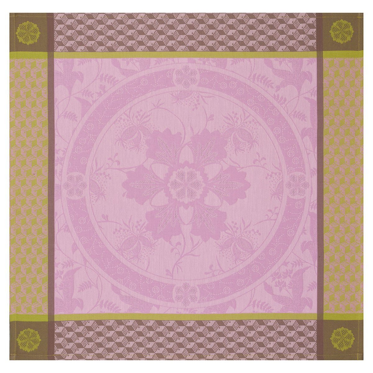 Serviette de table Duchesse Pivoine