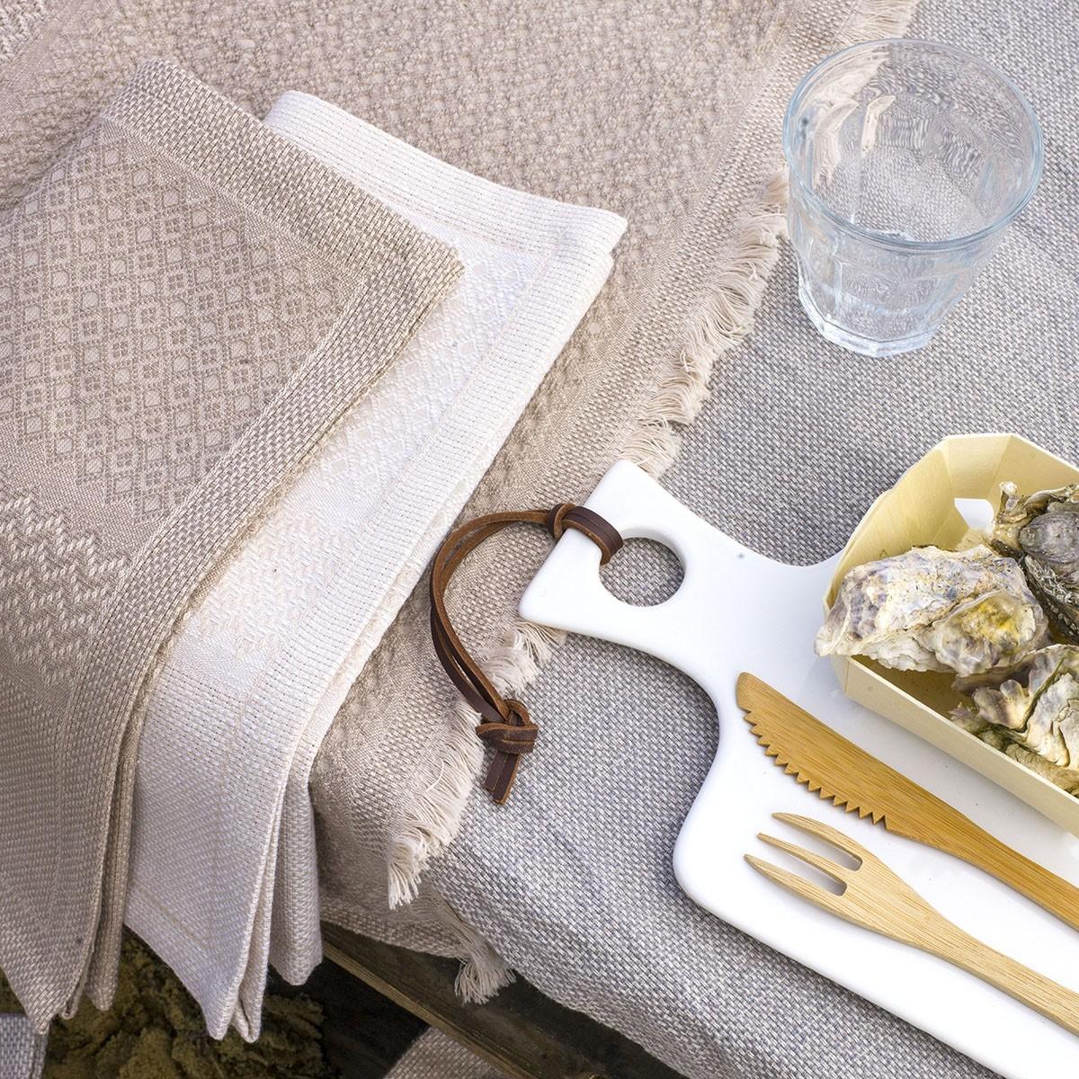 Set de table Slow Life Sesame