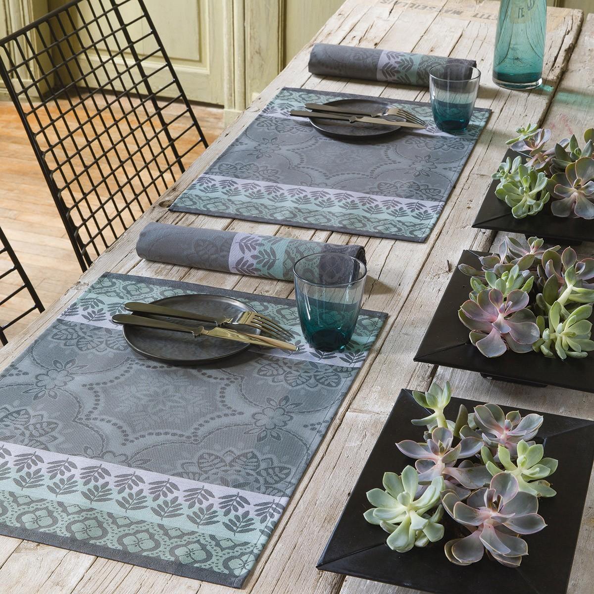 Set de table enduit Bastide Poivre