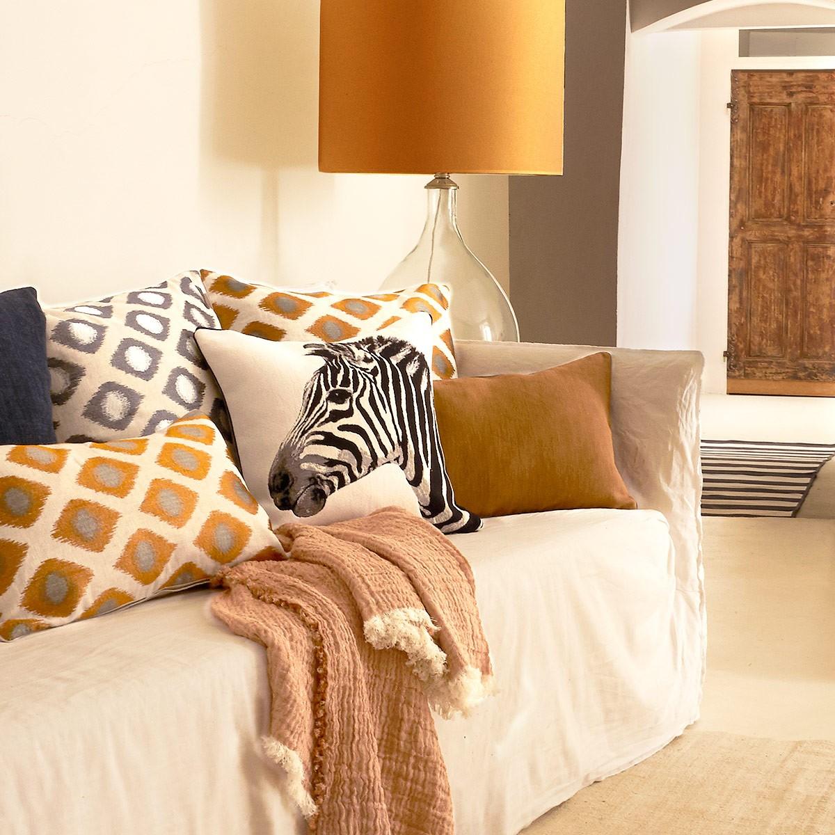 Pigment Decorative Pillow 13x22