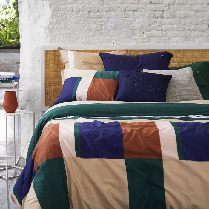 Bed L Colour Block
