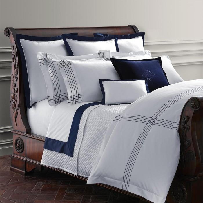 Bed Handkerchief Navy
