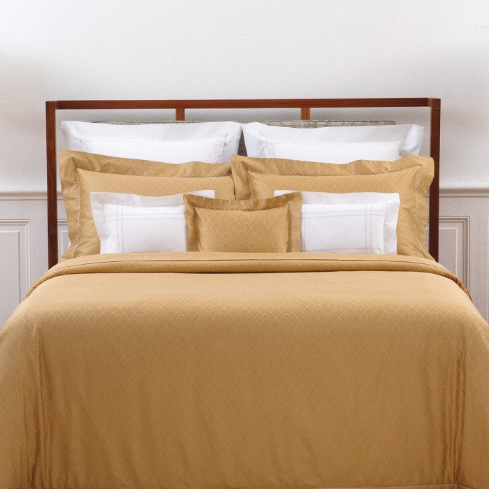 Yves Delorme Couture-Anvers Terre-Bed Linen-Lifestyle