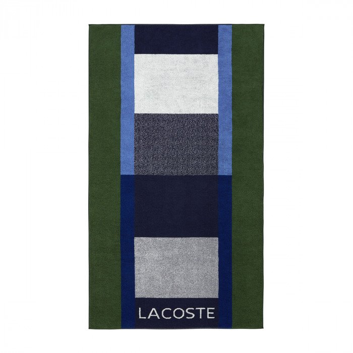 Beach Towel L Le Green