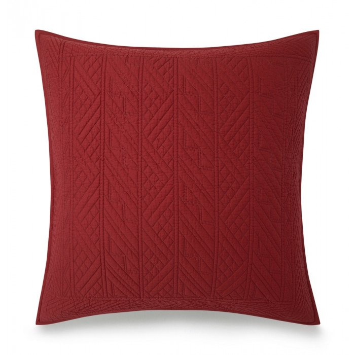 Quilted Cushion Cover Remy Oakfield