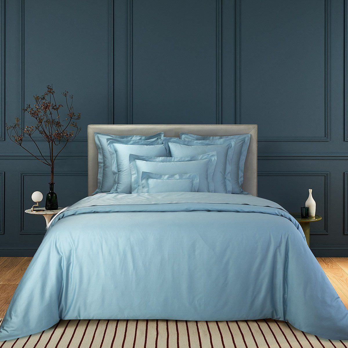 Yves Delorme Triomphe Horizon Bed Linen Lifestyle